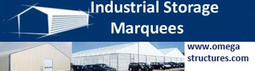 All over Europe,  Industrial storage marquees to hire or purchase.