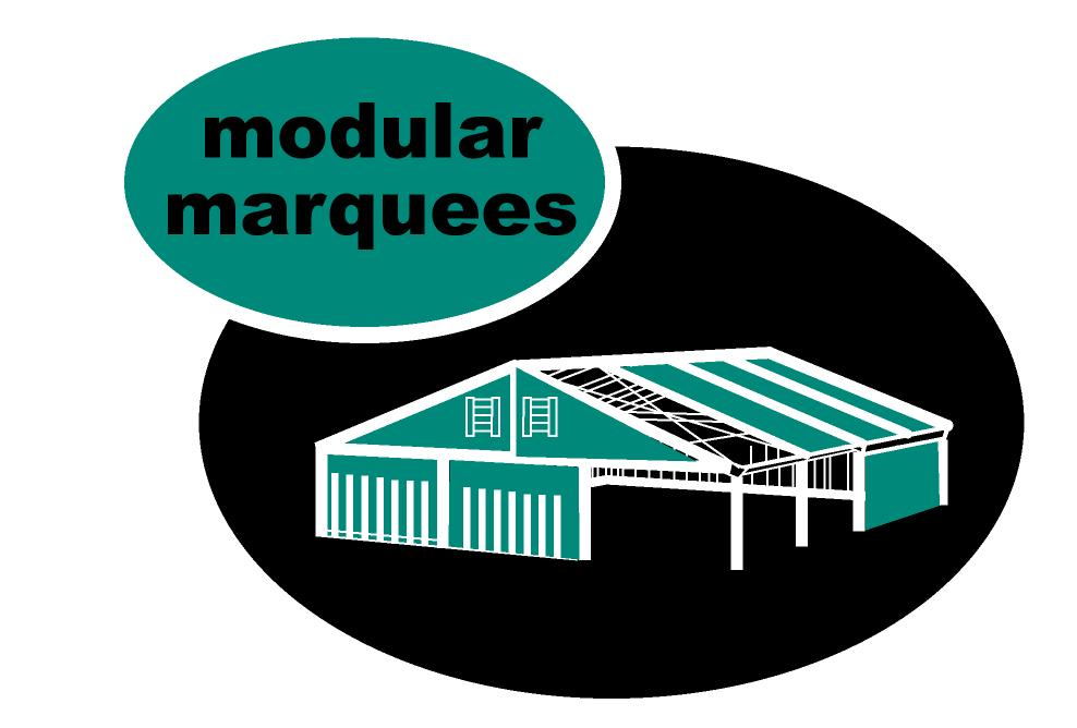 Modular marquees