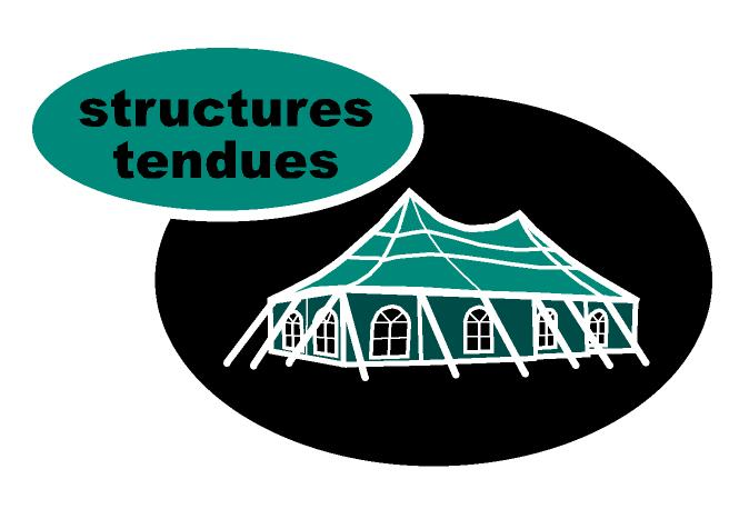 Structures tendues
