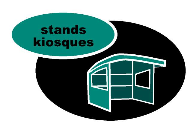 Stands-Kiosques
