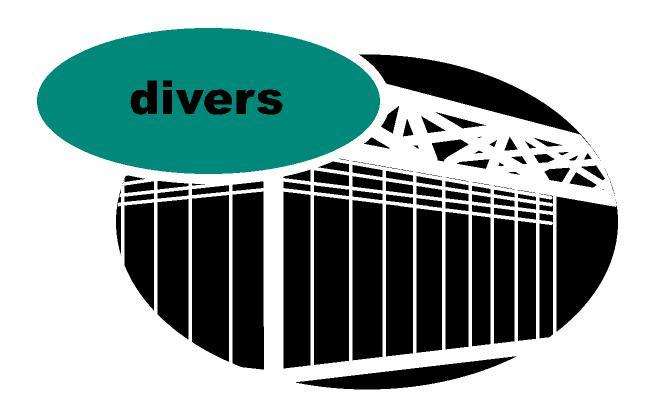 Hangars acier- Batiments- Divers